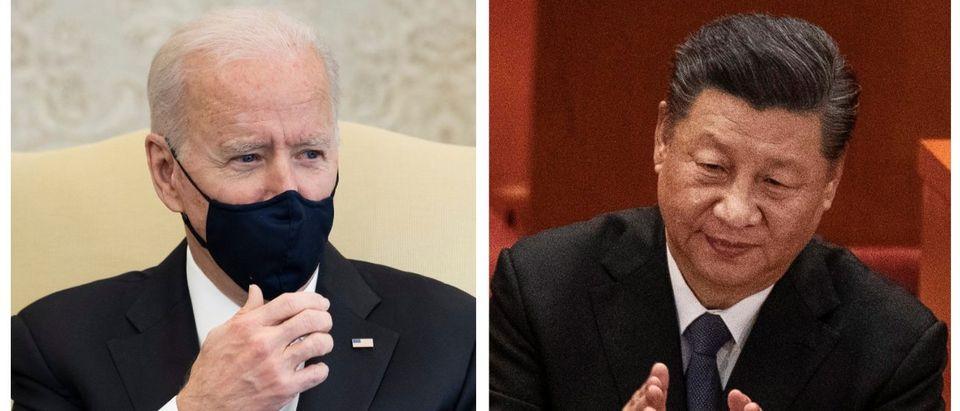 Joe Biden, Xi Jinping (Getty Images)