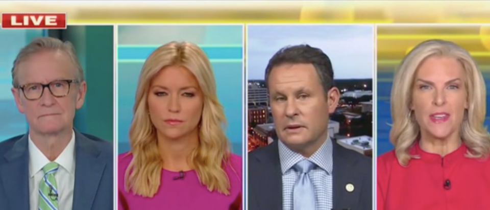 Fox News' Janice Dean (far right)