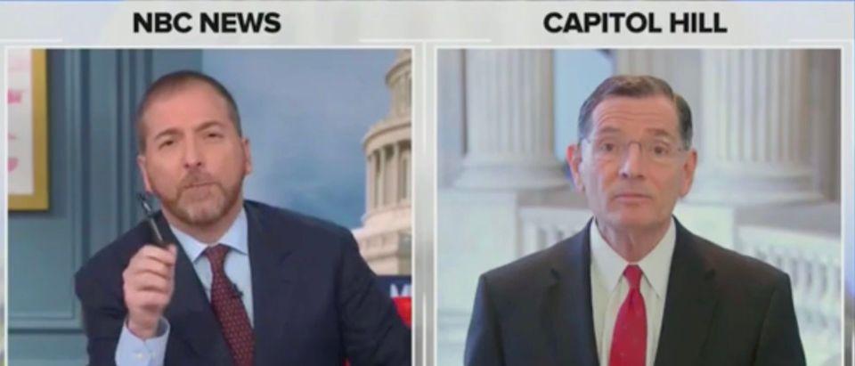 Chuck Todd and Sen. John Barrasso (Screenshot/NBC)