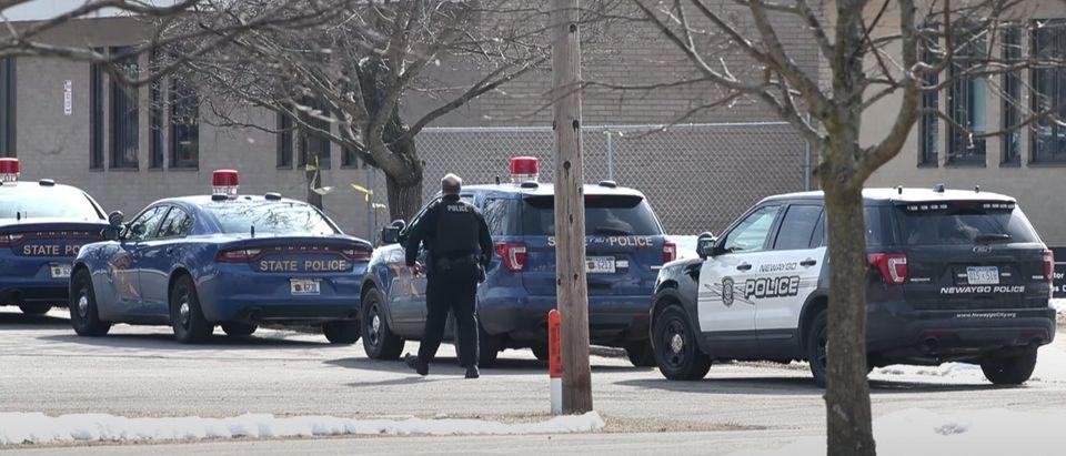 Student ignites 'explosive compound' at Newaygo High School