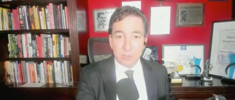 Glenn Greenwald (Screenshot/C-SPAN3)