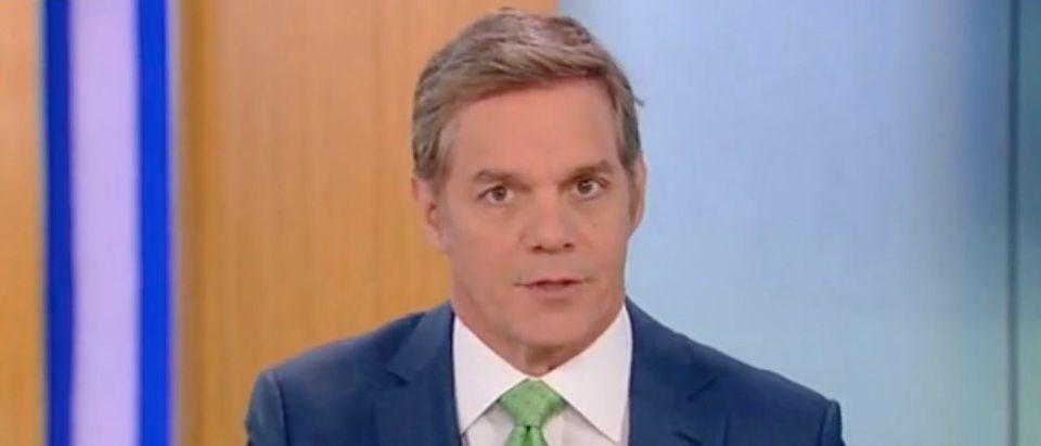 "Bill Hemmer appears on ""America's Newsroom."" Screenshot/Fox News"