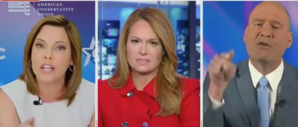 Mercedes Schlapp, Gillian Turner, and Chris Hahn (Screenshot/Fox News)