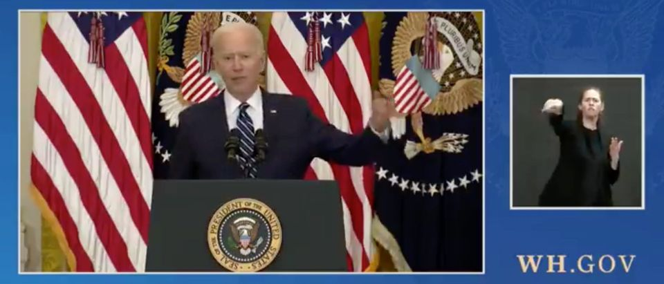 Screenshot- WH.gov