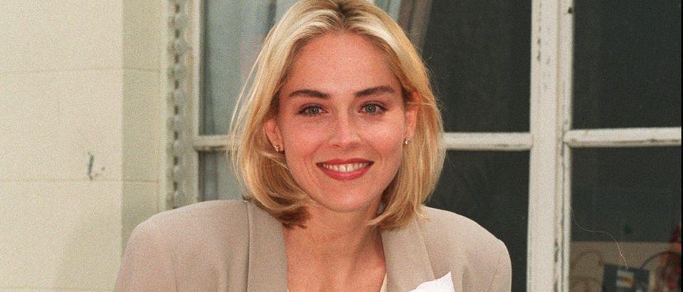 Sharon Stone Vagina