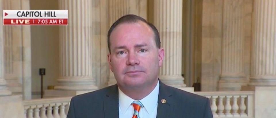Sen. Bill Lee (R-UT)