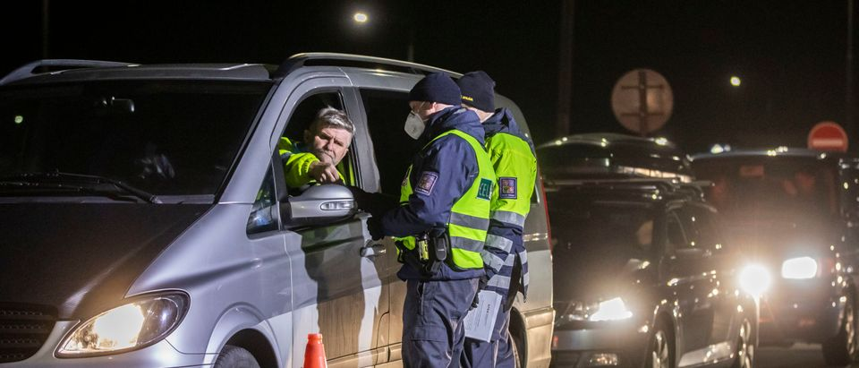 Czech Government Begins Closing Borders To Limit COVID-19 Spread