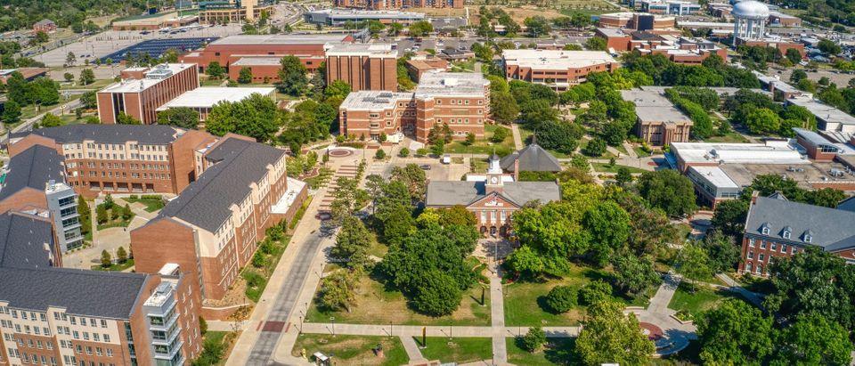 Wichita State University campus