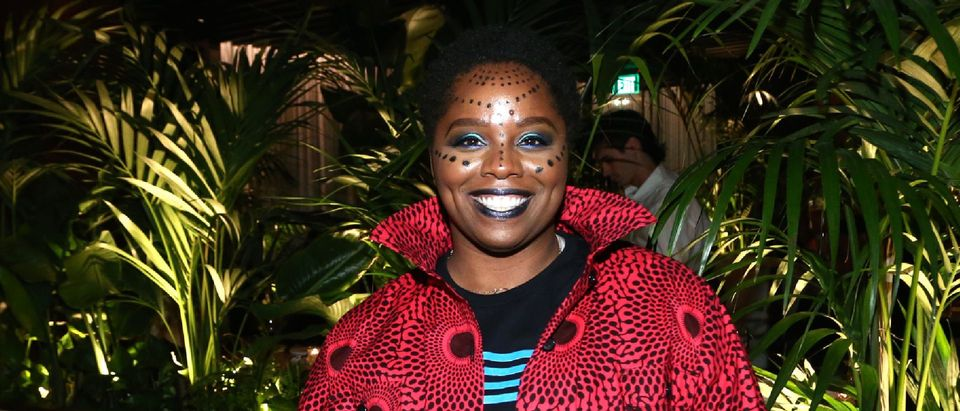 WEST HOLLYWOOD, CALIFORNIA - FEBRUARY 13: Patrisse Cullors attends the Frieze Project Artist Patrisse Cullors x Summit x Cultured Magazine Dinner at The West Hollywood EDITION on February 13, 2020 in West Hollywood, California. (Photo by Tommaso Boddi/Getty Images for The West Hollywood EDITION)