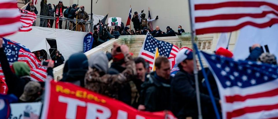 Tuesday Noon Dispatch: The Media Blew It Again On The Capitol Riot