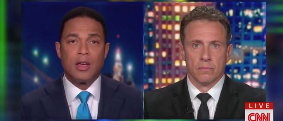 CNN's Don Lemon talks to Chris Cuomo about Adam Toledo [CNN:Screenshot]