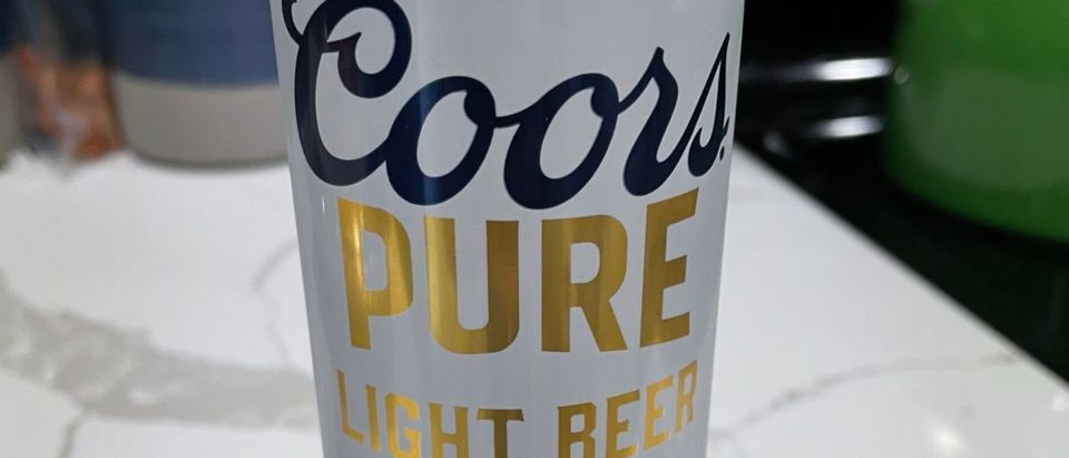 Coors Pure (Credit: David Hookstead)