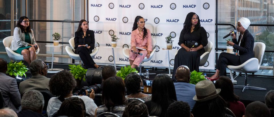 "Four Congresswomen Known As ""The Squad"" Participate In NAACP Town Hall"