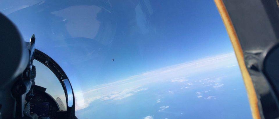 Debrief Acorn UFO