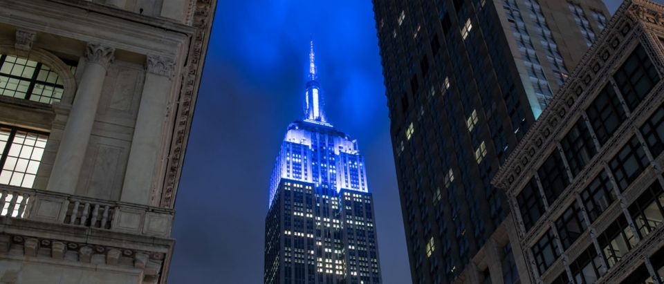 Landmarks Join Autism Speaks Light It Up Blue Campaign On World Autism Awareness Day 2019