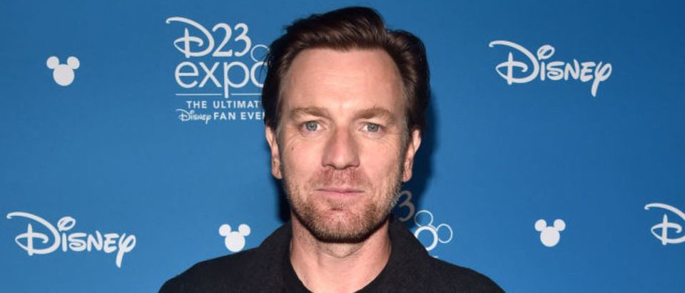 ANAHEIM, CALIFORNIA - AUGUST 23: Ewan McGregor of 'Untitled Obi-Wan Kenobi Series' took part today in the Disney+ Showcase at Disney's D23 EXPO 2019 in Anaheim, Calif. 'Untitled Obi-Wan Kenobi Series' will stream exclusively on Disney+, which launches November 12. (Photo by Alberto E. Rodriguez/Getty Images for Disney)