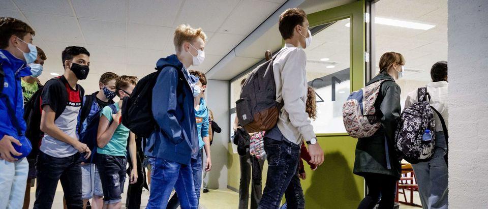 NETHERLANDS-HEALTH-VIRUS-EDUCATION
