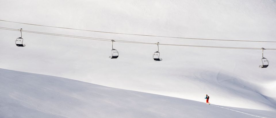 Closed French Ski Resorts Left In The Cold Amid Pandemic