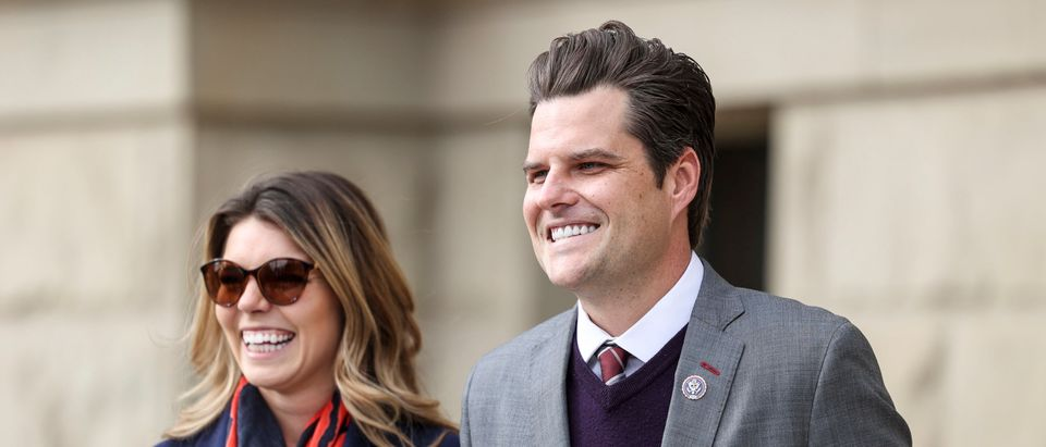 REPORT: Gaetz Paid Accused Sex Trafficker Using Venmo, Allegedly For 18-Year-Old Girl