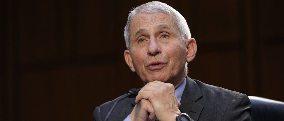 Dr. Fauci Reveals His Stance On Vaccine Passports