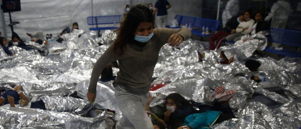 U.S. Migrant Detention Center
