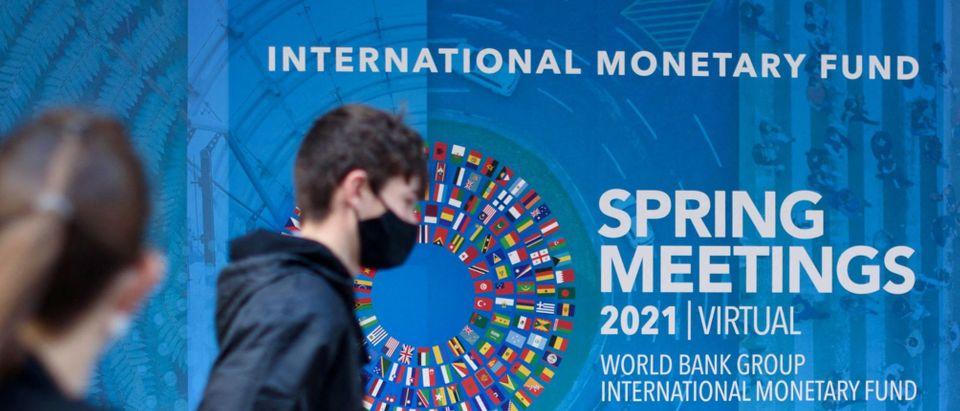 US-ECONOMY-IMF-WORLD BANK-MEETINGS
