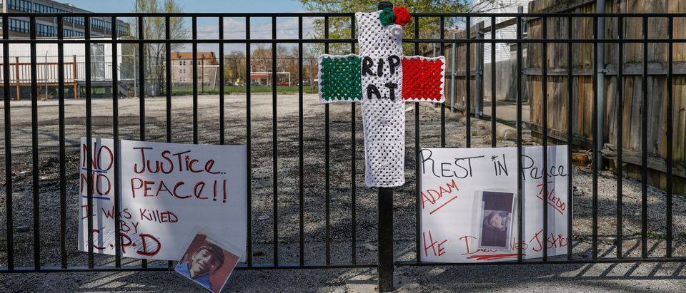 Chicago Reacts To Video Of Police Shooting That Killed 13 Year Old Adam Toledo