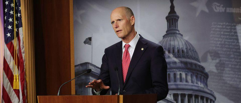 Senate Continues Work On COVID-19 Relief Bill