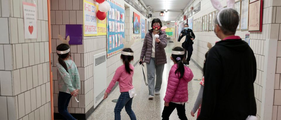New York City Students Have Option To Opt Back Into In Person Learning
