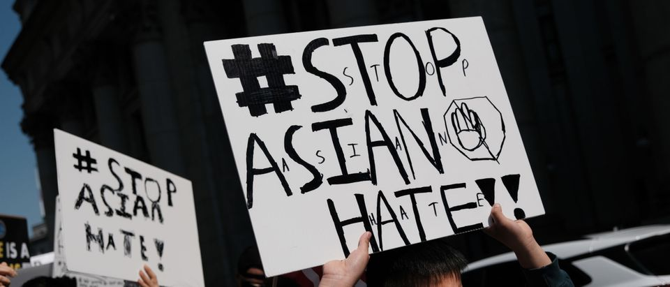 Asian Hate