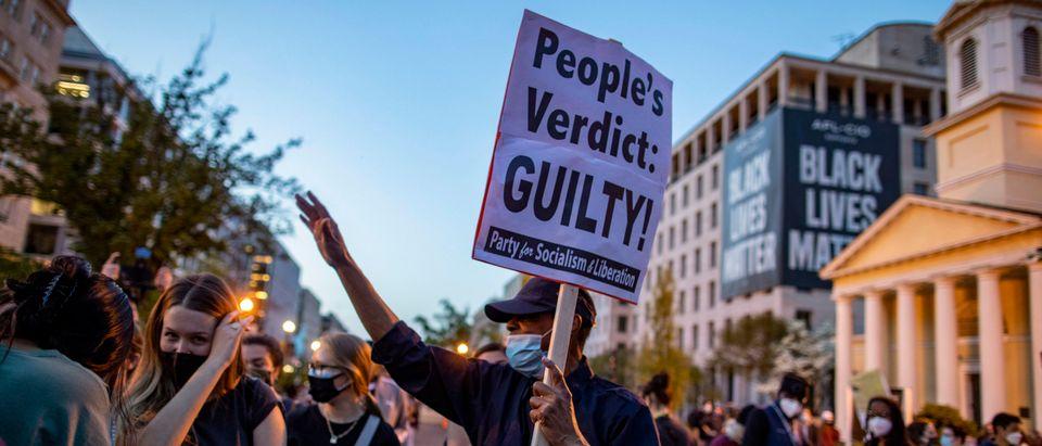 Nation Reacts To Derek Chauvin Trial Verdict
