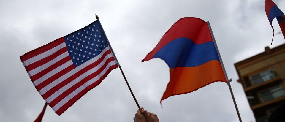 Los Angeles Armenian Community Marks 106th Anniversary Of Armenian Genocide