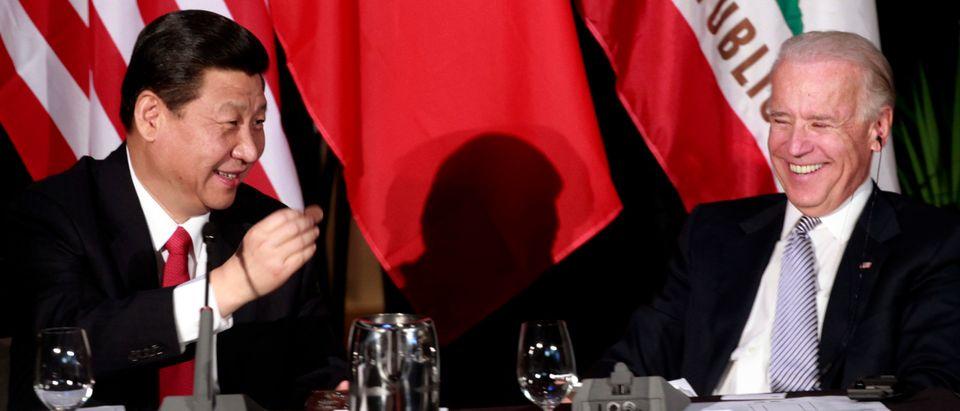 Chinese Vice President Xi Jinping Visits California