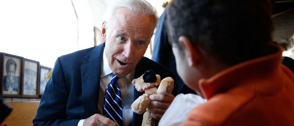 Vice President Biden Highlights Importance Of Raising Minimum Wage