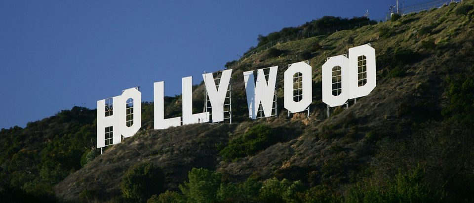 Hollywood Sign Begins Month-Long Makeover