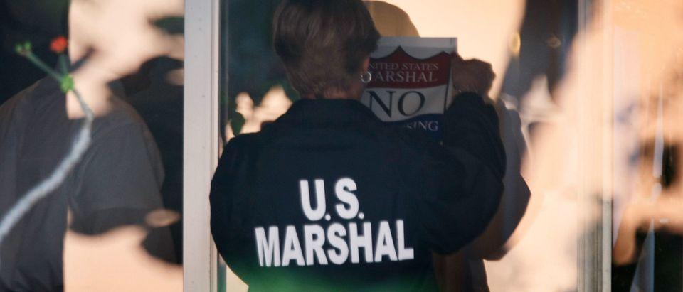 U.S. Marshals Begin Seizing Madoff's Assets