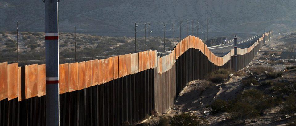 MEXICO-US-BORDER-WALL