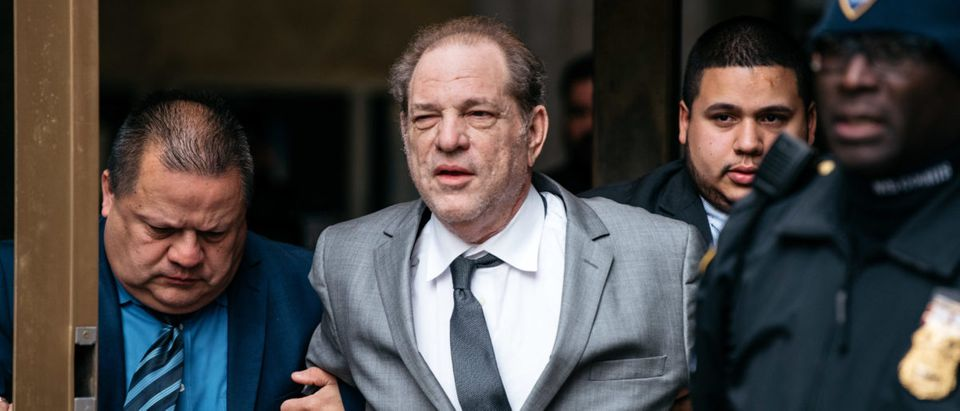 Harvey Weinstein Appears In Court For Bail Hearing