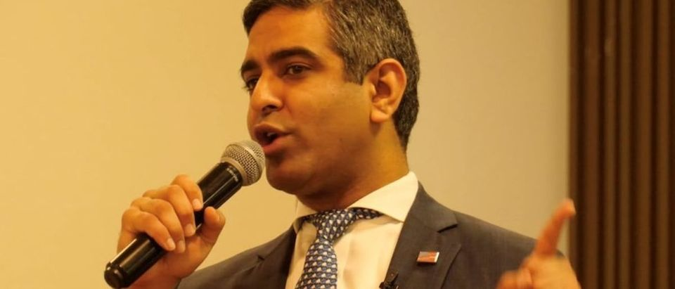 Hirsh Singh_Candidate For New Jersey Gov._Obtained By Daily Caller With Permission