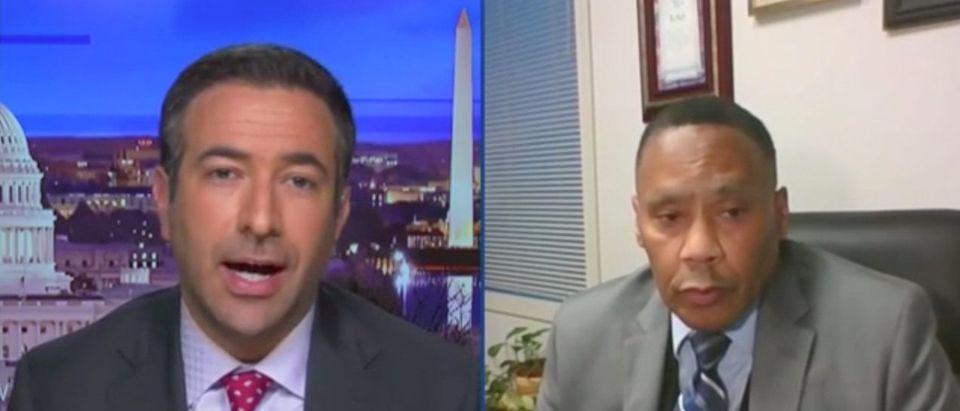 MSNBC Screenshot