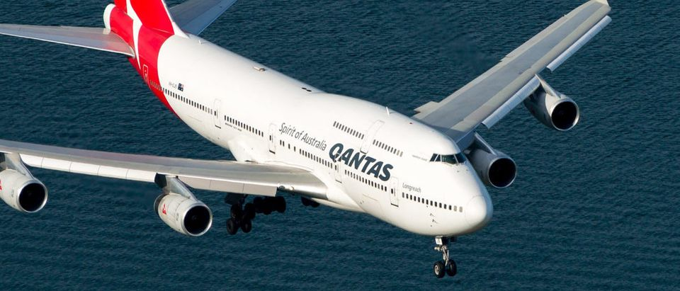 Qantas (Credit: Shutterstock/Thiago B Trevisan)