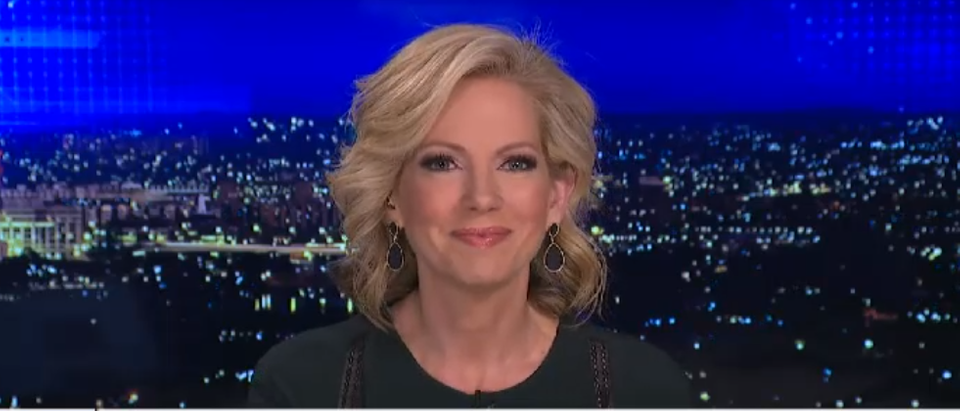 Shannon Bream's book topped the NYT bestseller list for its section. (Credit Fox News)