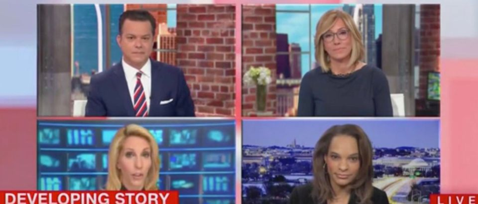 John Avlon, Alisyn Camerota, Dana Bash, and Nia-Malika Henderson (Screenshot/CNN)