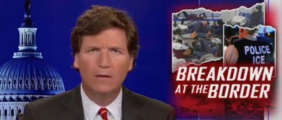 Tucker Carlson (Screenshot/Fox News)