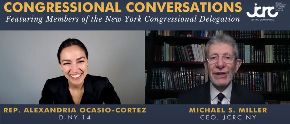 CRC-NY is hosting Congressional Conversations featuring Members of the NY Congressional Delegation in dialogue with JCRC-NY CEO Michael S. Miller