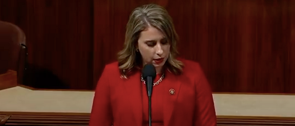 Former Rep. Katie Hill