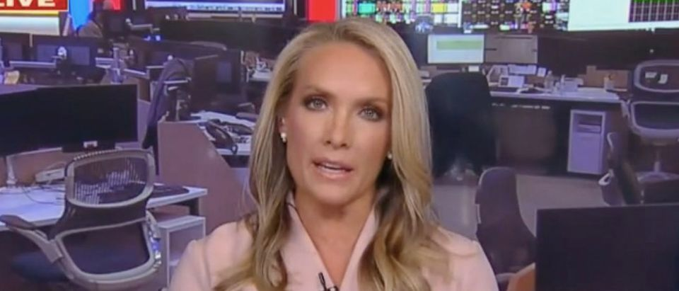 "Dana Perino appears on ""The Five."" Screenshot/Fox News"