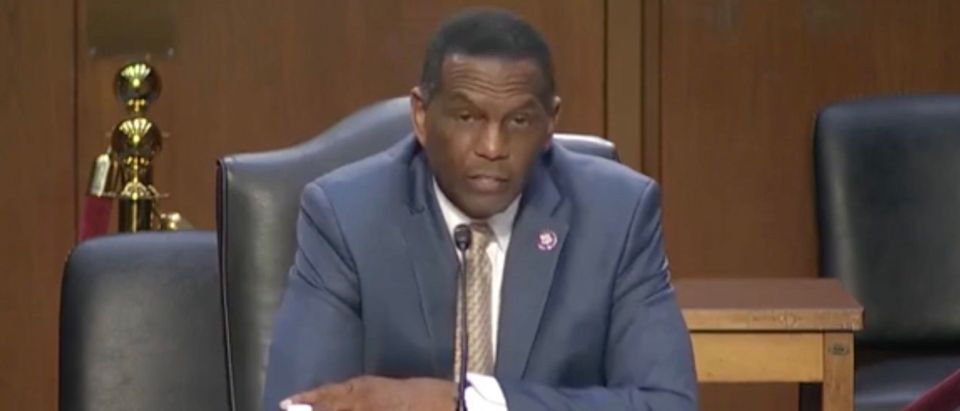 Rep. Burgess Owens (Screenshot/Grabien)