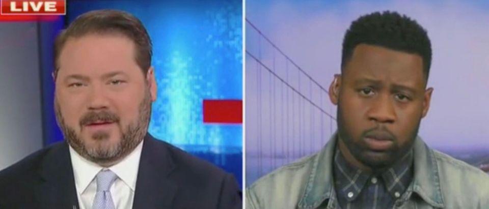 Ben Domenech and Kmele Foster (Screenshot/ Fox News)