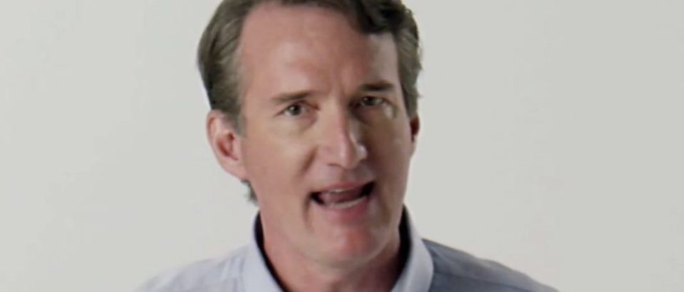 Youtube screenshot/Glenn Youngkin, VA Gov. Candidate